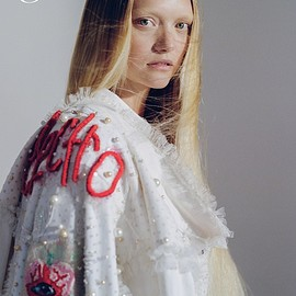 Glass Magazine, Gemma Ward - Spring 2018(cover:Gemma Ward)