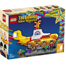 Lego - LEGO Ideas The Beatles Yellow Submarine (21306)
