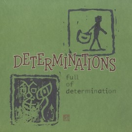 full of determination