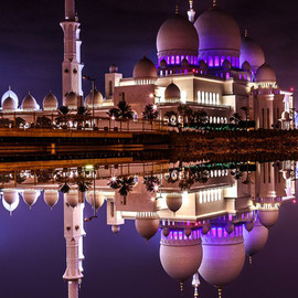 UAE - Upside Down Reflection