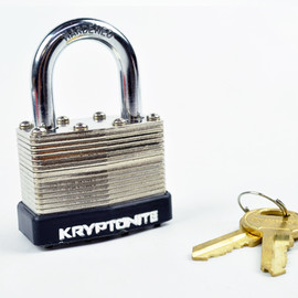 KRYPTONITE - Laminated Steel Padlock