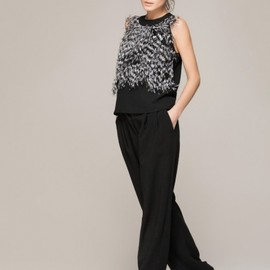 Front Row Shop - Wide Leg Pants