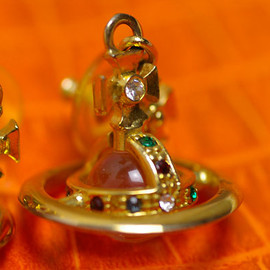 Vivienne Westwood - Orb Earrings