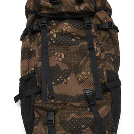 SWAGGER, PORTER - Camouflage Backpack
