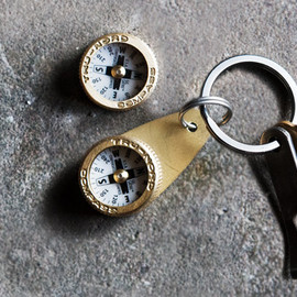 TRUNORD COMPASS - Everyday Carry Brass Compass