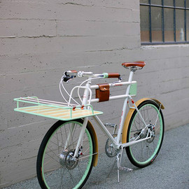 Ideo & Rock Lobster Cycles - The Faraday