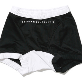 ONEHUNDRED ATHLETIC - 100A MMA SHORT SPATS