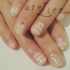 atelier+LIM - hand nail