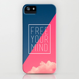 Society6 - 画像1: <即納品>Free Your Mind III by Galaxy Eyes (iPhone5/5s用ケース)