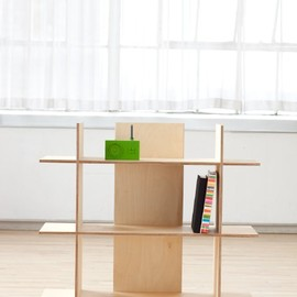 chuck routhier | furniture+lighting - simple shelf