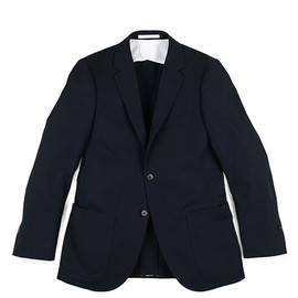 The FRANKLIN TAILORED - LOFTMAN別注 Wool Gabardine 3B Jacket-Navy