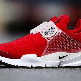 NIKE - Sock Dart Red