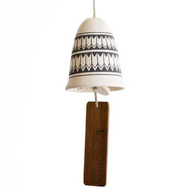 Indian Market | Wind-bell White