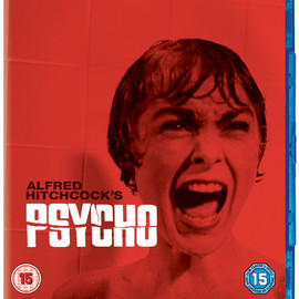 alfred hitchcock - psycho (blu-ray)