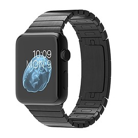 Apple - apple watch space black
