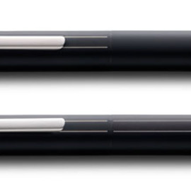 LAMY - dialog3 Black by Franco Clivio