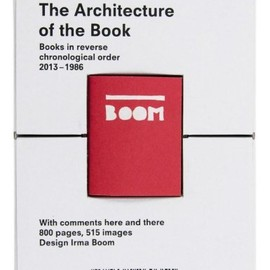 Irma Boom - 2nd Re-Sized Edition, Irma Boom - Biography in Books