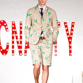 Mark McNairy - 2013ss item