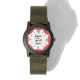 have a good time, TIMEX, BEAMS - 別注CAMPER SPECIAL WATCH