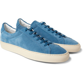 Common Projects - Common ProjectsAchilles Suede Sneakers