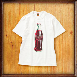 Coca-Cola, Human Made, BEAMS - T-SHIRT