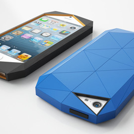 Stealth case for iPhone5
