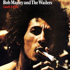 Bob Marley And The Wailers - Catch a Fire [12 inch Analog]/Bob Marley And The Wailers