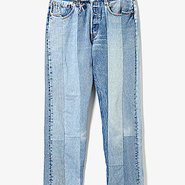 UNUSED - LEVI'S REMAKE DENIM PANTS