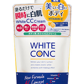 WHITE CONC - CC cream