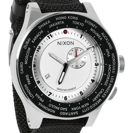 NIXON - Passport - Black/White