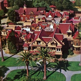 California - Winchester Mystery House