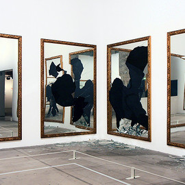 Michelangelo Pistoletto - Twenty-two less two, 2009