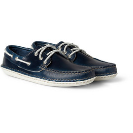 Quoddy - QuoddyLeather Boat Shoes