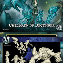 Wyrd Miniatures - Children of December - Rasputina Box Set