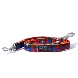 "HEAD PORTER - ""LESSON"" DOG LEAD RED"