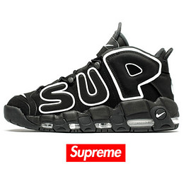 Supreme × NIKE - Nike Air More Uptempo