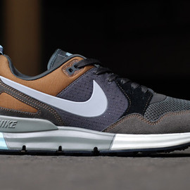Nike - Lunar Pegasus 89 - Dark Obsidian/Brown/Grey?