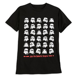 Disney - Stormtrooper Helmet T-Shirt for Adults – Star Wars