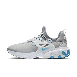 NIKE - React Presto - Light Smoke Grey/Laser Blue/Photon Dust/White