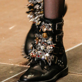 Saint Laurent - Fall 2013 Ready-To-Wear