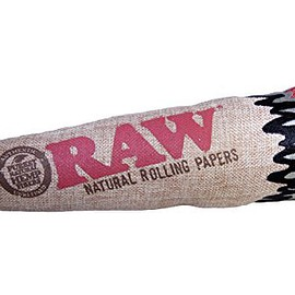 RAW - Squeaky Hemp Dog Toy