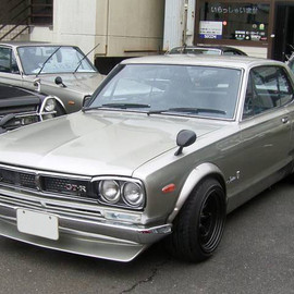 NISSAN - SKYLINE GC10 ハコスカ