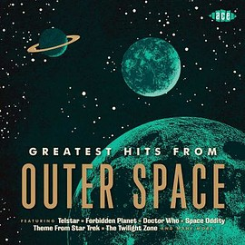 Various Artists - Greatest Hits From Outer Space