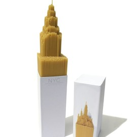 Alex Creamer - NYC Spaghetti Packaging