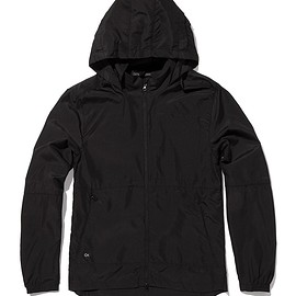 OUTERKNOWN - Adios Packable Jacket - Bright Black