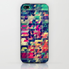 Spires - atym iPhone & iPod Skin