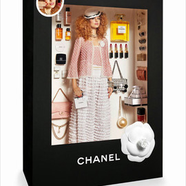 VOGUE Paris, CHANEL - CHANEL リアルバービー