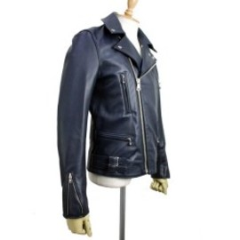 Lewis Leathers - No.391T LIGHTNING TIGHT FIT DARK BLUE