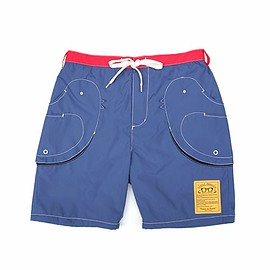 NATAL DESIGN - kotori SWIM SHORTS 3 [Bi-color]