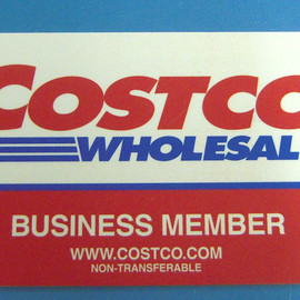 COSTCO - Busuness Member card